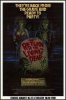 The Return of the Living Dead Movie Poster (1985)