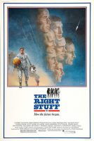 The Right Stuff Movie Poster (1984)