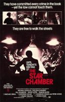 The Star Chamber Movie Poster (1983)