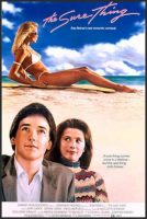 The Sure Thing Movie Poster (1985)