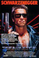 The Terminator Movie Poster (1984)