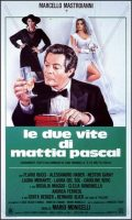 The Two Lives of Mattia Pascal Movie Poster (1985)