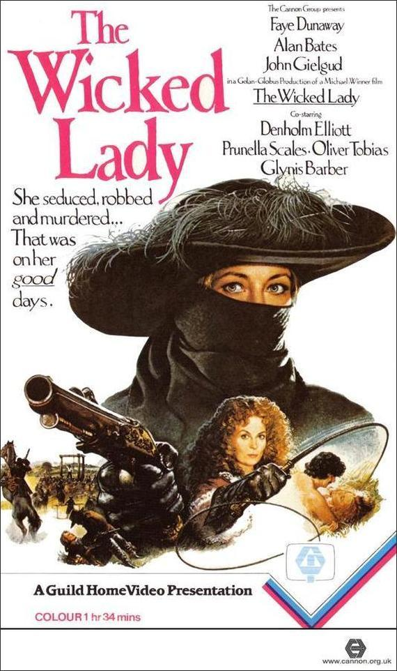 the wicked lady 1983