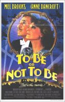 To Be or Not to Be Movie Poster (1983)