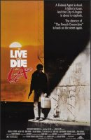 To Live and Die in L.A. Movie Poster (1985)