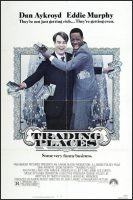 Trading Places Movie Poster (1983)