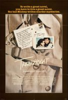 Trenchcoat Movie Poster (1983)