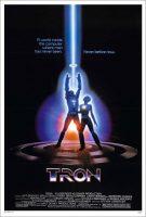 Tron Movie Poster (1982)
