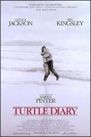 Turtle Diary Movie Poster (1985)