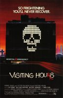 Visiting Hours Movie Poster (1982)