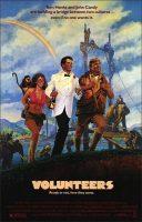 Volunteers Movie Poster (1985)