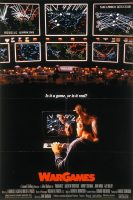 WarGames Movie Poster (1983)