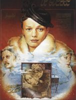 Wartime Romance - Voenno-Polevoy Roman Movie Poster (1985)