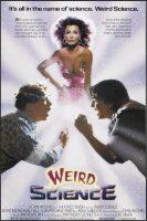 Weird Science Movie Poster (1985)
