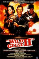 Wild Geese 2 Movie Poster (1985)