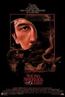 Young Sherlock Holmes Movie Poster (1985)