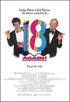 18 Again! Movie Poster (1988)