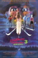 A Nightmare on Elm Street 3: Dream Warriors Movie Poster (1987)