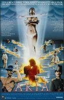 Aria Movie Poster (1987)