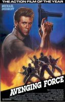 Avenging Force Movie Poster (1986)
