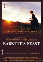 Babette's Feast Movie Poster (1987)