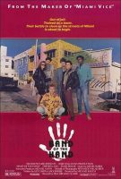 Band of the Hand Movie Poster (1986)
