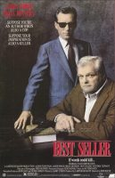 Best Seller Movie Poster (1987)