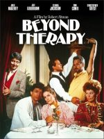 Beyond Therapy Movie Poster (1987)