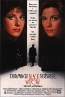 Black Widow Movie Poster (1987)