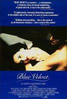 Blue Velvet Movie Poster (1986)