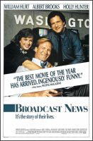 Broadcast News Movie Poster (1987)