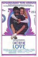 Can't Buy Me Love Movie Poster (1987)