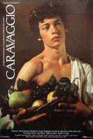 Caravaggio Movie Poster (1986)