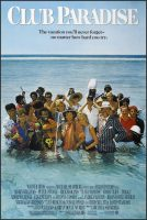 Club Paradise Movie Poster (1986)