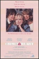 Crimes of the Heart Movie Poster (1986)