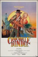 Crocodile Dundee Movie Poster (1986)