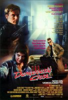 Dangerously Close Movie Poster (1986)