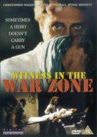 Deadline - Witness in the War Zone Movie Poster (1987)