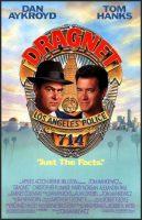 Dragnet Movie Poster (1987)