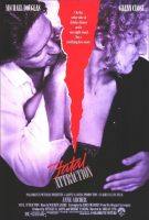 Fatal Attraction Movie Poster (1987)