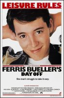 Ferris Bueller's Day Off Movie Poster (1986)
