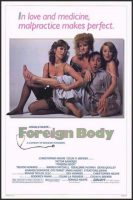 Foreign Body Movie Poster (1986)