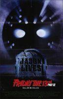 Friday the 13th Part VI: Jason Lives Movie Poster (1986)
