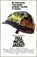 Full Metal Jacket Movie Poster (1987)