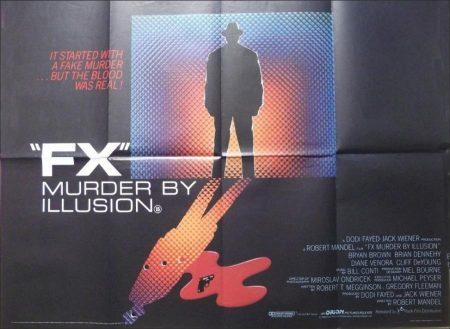F/X - Murder by Illusion (1986)