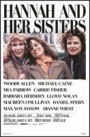 Hannah and Her Sisters Movie Poster (1986)