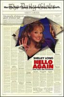 Hello Again Movie Poster (1987)