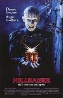 Hellraiser Movie Poster (1987)