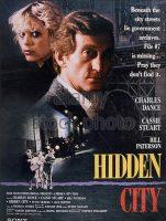 Hidden City Movie Poster (1987)
