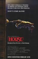 House Movie Poster (1986)